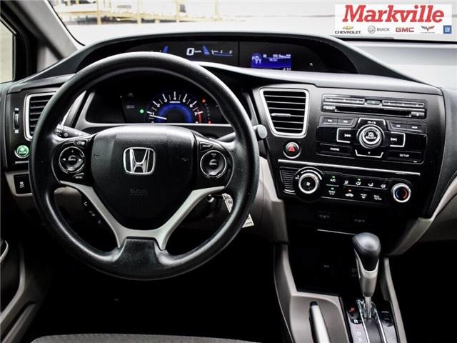 2015 Honda Civic Sedan LX (Stk: 244284B) in Markham - Image 21 of 26