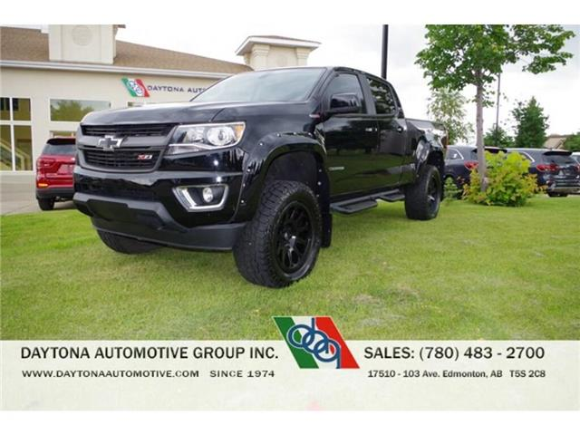 2016 Chevrolet Colorado Z71 (Stk: 2960) in Edmonton - Image 1 of 21