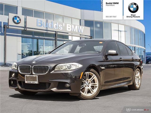 2013 BMW 528i xDrive (Stk: T76642PA) in Hamilton - Image 1 of 24