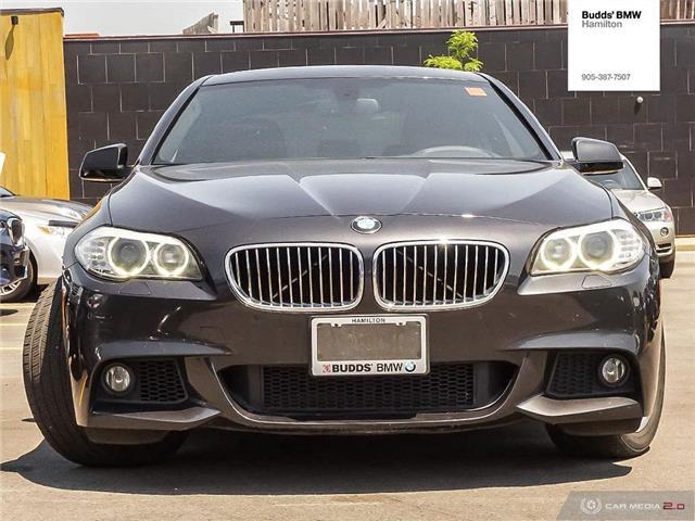 2013 BMW 528i xDrive (Stk: T76642PA) in Hamilton - Image 2 of 24