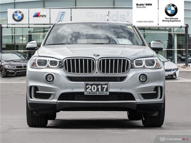 2017 BMW X5 xDrive35i (Stk: T687295A) in Oakville - Image 2 of 25