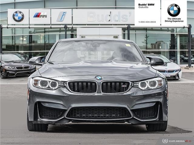 2016 BMW M3 Base (Stk: E026968A) in Oakville - Image 2 of 25