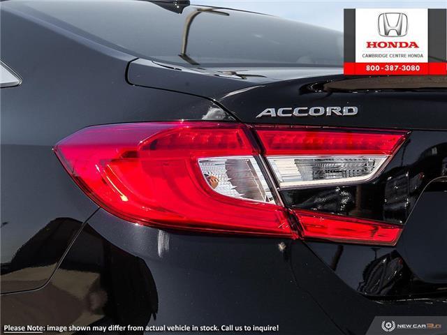 2019 Honda Accord LX 1.5T (Stk: 19973) in Cambridge - Image 11 of 24