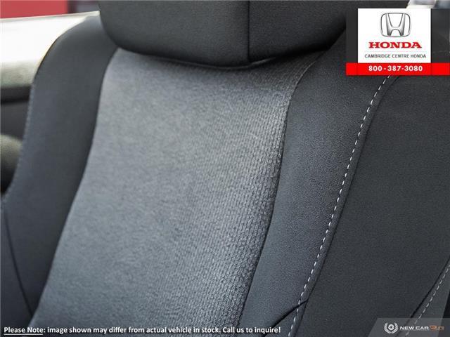 2019 Honda Accord LX 1.5T (Stk: 19973) in Cambridge - Image 21 of 24
