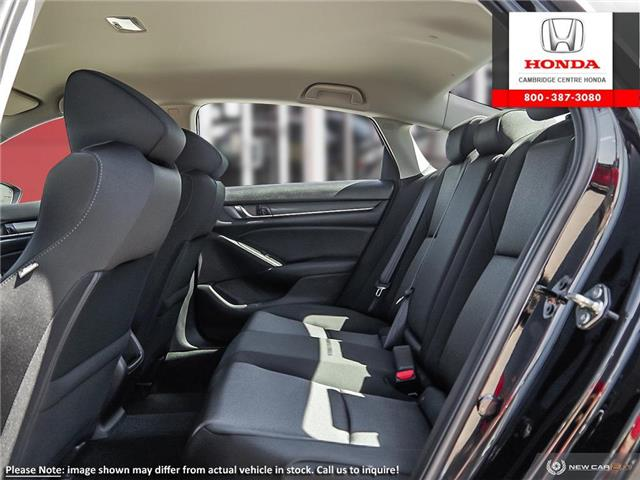 2019 Honda Accord LX 1.5T (Stk: 19973) in Cambridge - Image 22 of 24