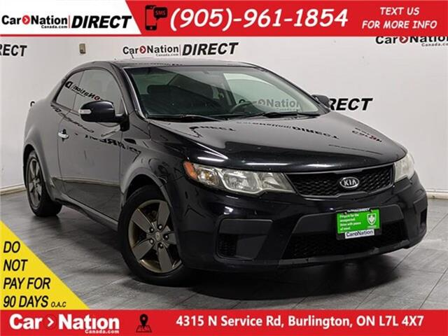 2010 Kia Forte Koup 2.0L EX (Stk: CN5659A) in Burlington - Image 1 of 30