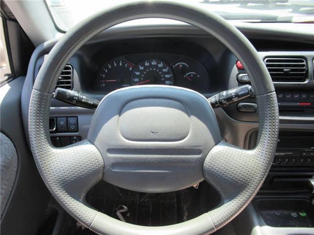 2001 Suzuki Grand Vitara  (Stk: 79038AB) in Toronto - Image 1 of 9