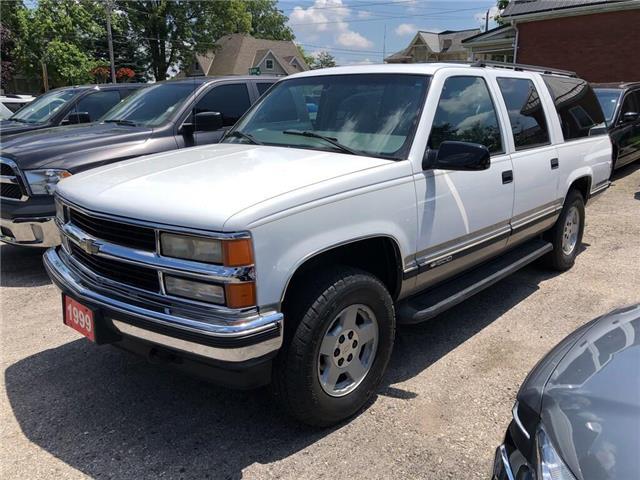 1999 Chevrolet Suburban 1500 LT (Stk: 40126) in Belmont - Image 1 of 20