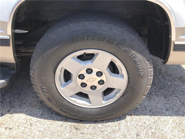 1999 Chevrolet Suburban 1500 LT (Stk: 40126) in Belmont - Image 9 of 20