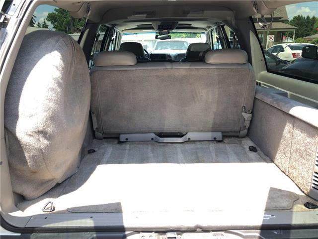 1999 Chevrolet Suburban 1500 LT (Stk: 40126) in Belmont - Image 10 of 20
