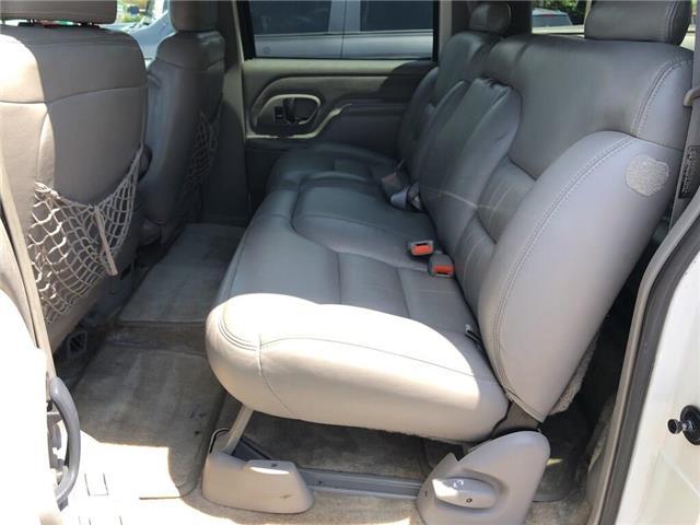1999 Chevrolet Suburban 1500 LT (Stk: 40126) in Belmont - Image 13 of 20