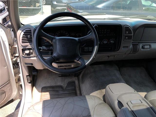 1999 Chevrolet Suburban 1500 LT (Stk: 40126) in Belmont - Image 14 of 20