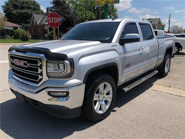2017 GMC Sierra 1500 SLE (Stk: 33901) in Belmont - Image 1 of 16