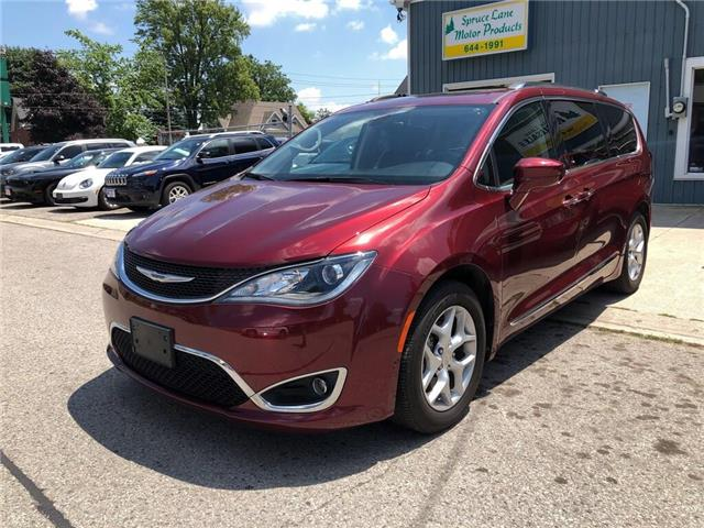 2018 Chrysler Pacifica Touring-L Plus (Stk: 73858) in Belmont - Image 1 of 22