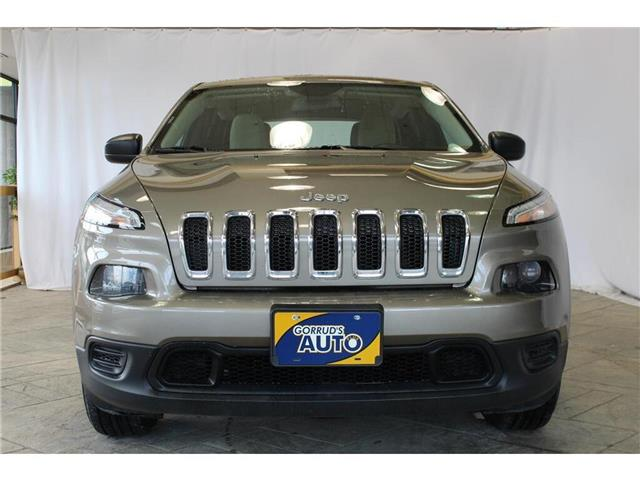 2016 Jeep Cherokee Sport (Stk: 354420) in Milton - Image 2 of 44