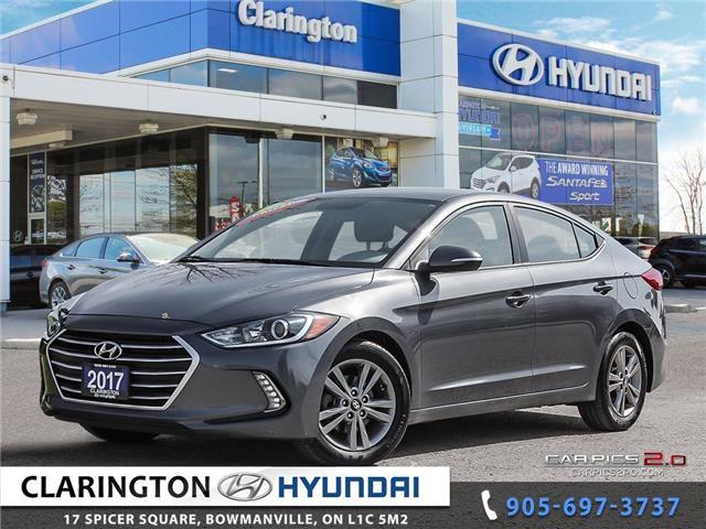 2017 Hyundai Elantra GL (Stk: 18622A) in Clarington - Image 1 of 27