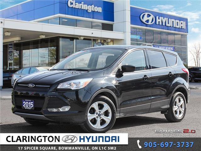 2015 Ford Escape SE (Stk: U911) in Clarington - Image 1 of 27