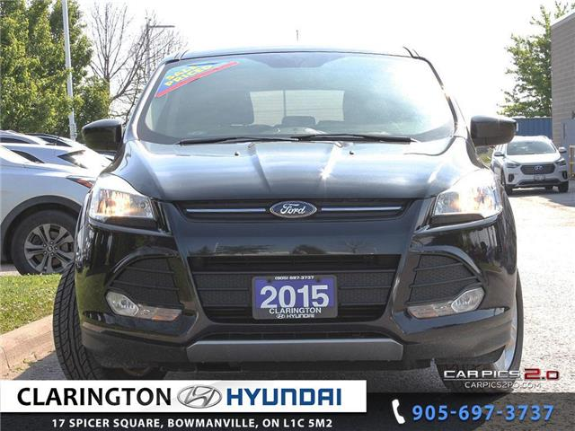 2015 Ford Escape SE (Stk: U911) in Clarington - Image 2 of 27