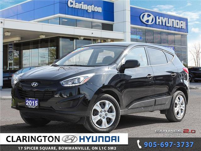 2015 Hyundai Tucson GL (Stk: 19350A) in Clarington - Image 1 of 27