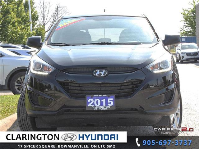 2015 Hyundai Tucson GL (Stk: 19350A) in Clarington - Image 2 of 27
