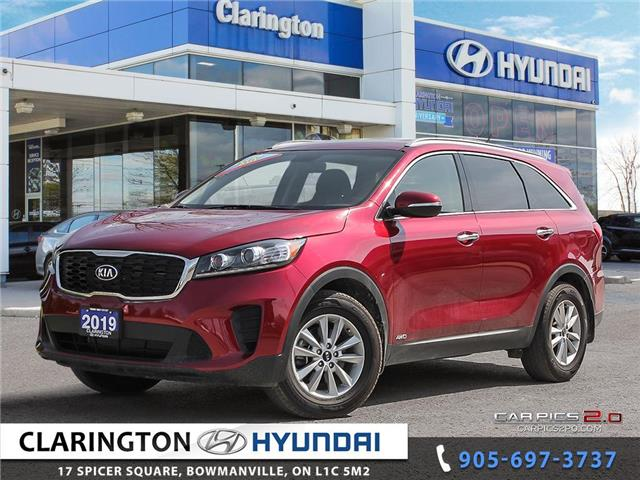 2019 Kia Sorento 2.4L LX (Stk: U912) in Clarington - Image 1 of 27