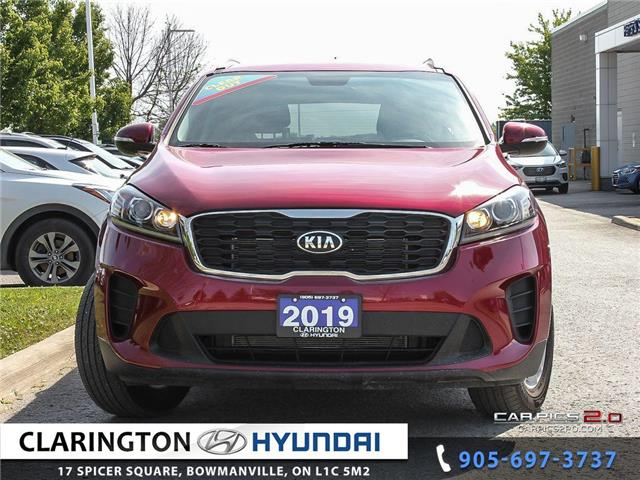 2019 Kia Sorento 2.4L LX (Stk: U912) in Clarington - Image 2 of 27
