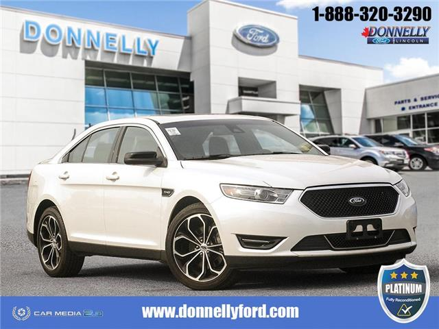 2019 Ford Taurus SHO (Stk: PLDU6195) in Ottawa - Image 1 of 22