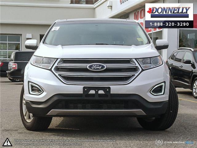 2018 Ford Edge SEL (Stk: PLDUR6186) in Ottawa - Image 2 of 30