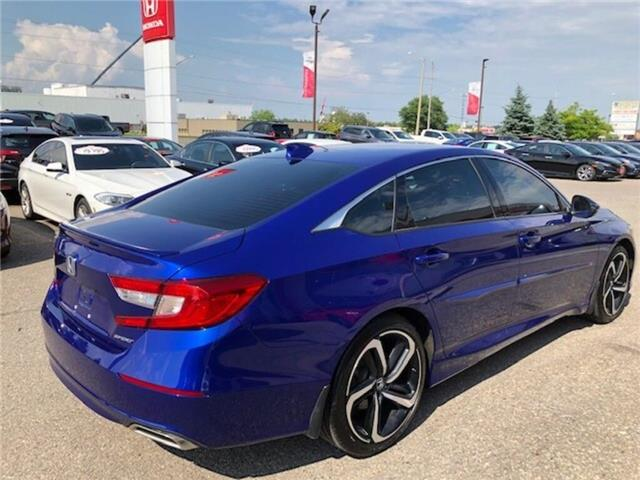 2018 Honda Accord Sport (Stk: P7106) in Georgetown - Image 2 of 11