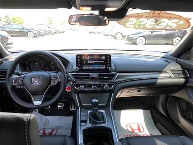 2018 Honda Accord Sport (Stk: P7106) in Georgetown - Image 6 of 11