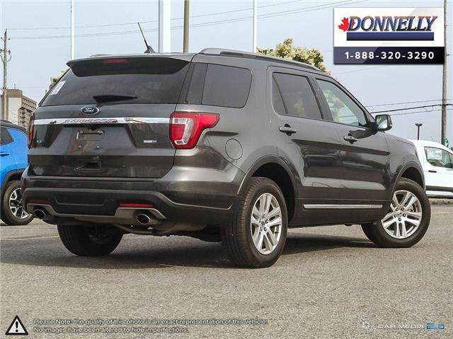 2019 Ford Explorer XLT (Stk: PLDU6181) in Ottawa - Image 4 of 29