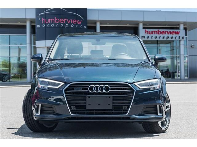 2018 Audi A3  (Stk: 19HMS585) in Mississauga - Image 2 of 21