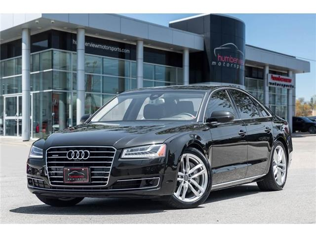 2015 Audi A8 3.0T (Stk: 19HMS590) in Mississauga - Image 1 of 20