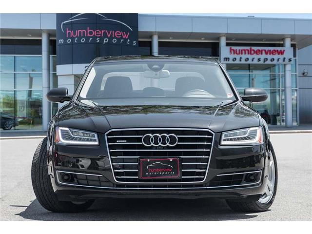 2015 Audi A8 3.0T (Stk: 19HMS590) in Mississauga - Image 2 of 20