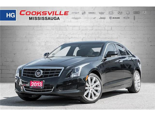 2013 Cadillac ATS  (Stk: 7992PR) in Mississauga - Image 1 of 21
