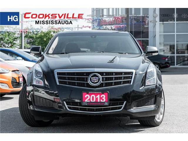 2013 Cadillac ATS  (Stk: 7992PR) in Mississauga - Image 2 of 21