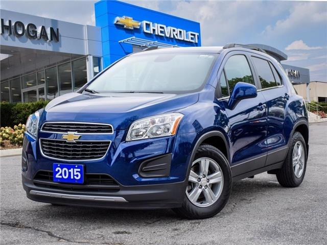 2015 Chevrolet Trax 1LT (Stk: WN227945) in Scarborough - Image 1 of 24