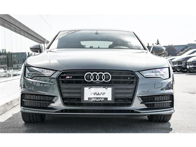 2016 Audi S7 4.0T quattro 7sp S tronic (Stk: P11589A) in Vaughan - Image 2 of 22