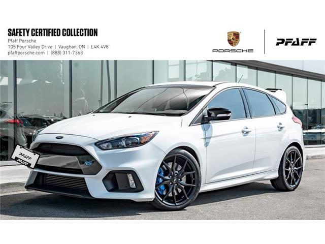 2017 Ford Focus RS RS (Stk: P14017A) in Vaughan - Image 1 of 22