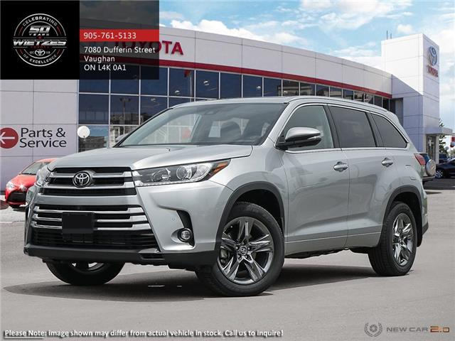 2019 Toyota Highlander Limited AWD (Stk: 69082) in Vaughan - Image 1 of 24