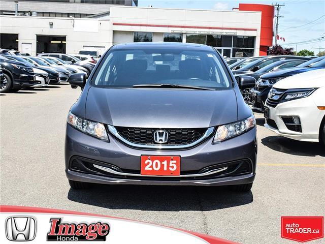 2015 Honda Civic EX (Stk: 9C450A) in Hamilton - Image 2 of 22