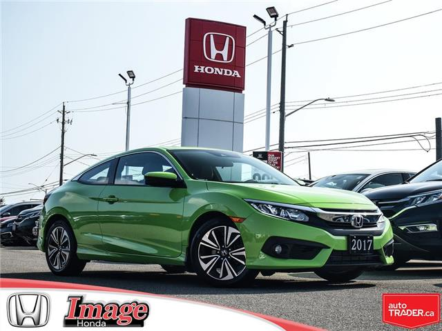 2017 Honda Civic EX-T (Stk: OE4314) in Hamilton - Image 1 of 20