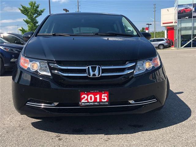 2015 Honda Odyssey EX-L (Stk: 190076P) in Richmond Hill - Image 2 of 23