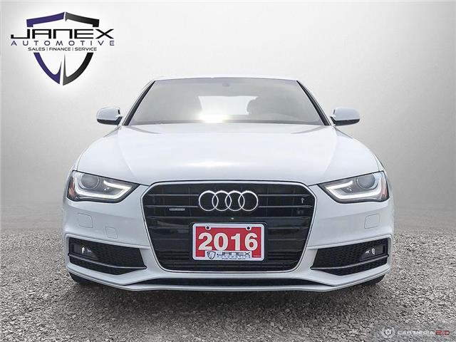 2016 Audi A4 2.0T Technik plus (Stk: 19256) in Ottawa - Image 2 of 29