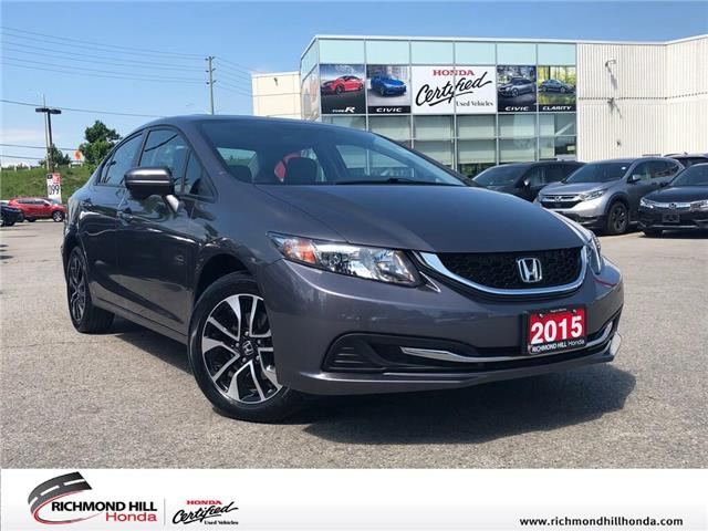 2015 Honda Civic EX (Stk: 191378P) in Richmond Hill - Image 1 of 20