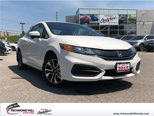 2015 Honda Civic EX (Stk: 190997P) in Richmond Hill - Image 1 of 20