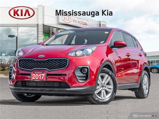2017 Kia Sportage LX (Stk: SP20035DT) in Mississauga - Image 1 of 27