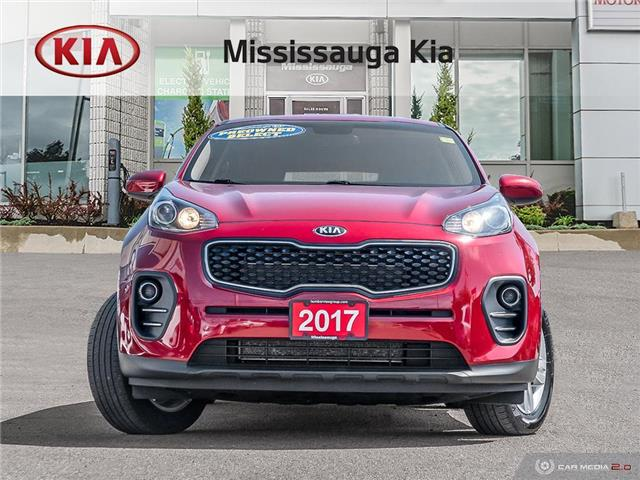 2017 Kia Sportage LX (Stk: SP20035DT) in Mississauga - Image 2 of 27