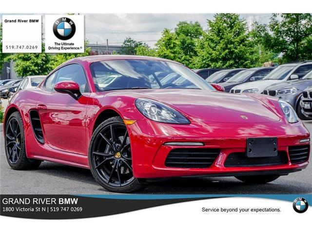 2018 Porsche 718 Cayman Base (Stk: PW4939) in Kitchener - Image 1 of 22