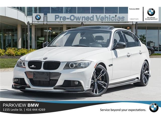2011 BMW 335d Base (Stk: PP8618A) in Toronto - Image 1 of 20